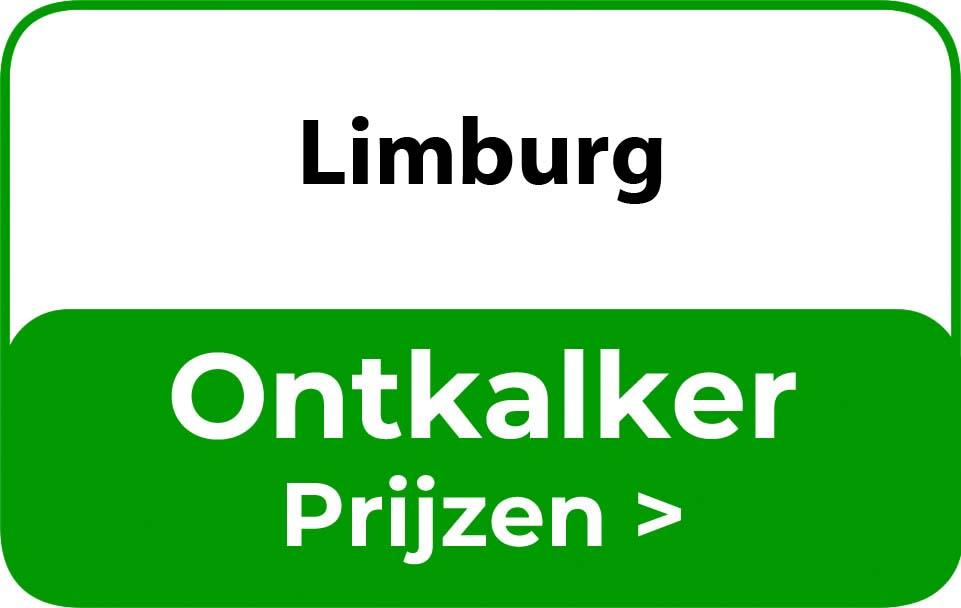 Ontkalker in de buurt van Limburg