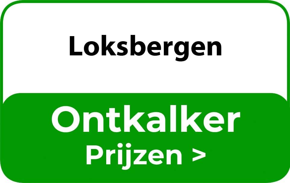 Ontkalker in de buurt van Loksbergen