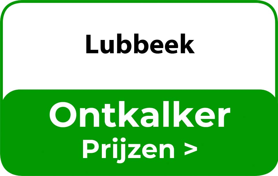Ontkalker in de buurt van Lubbeek