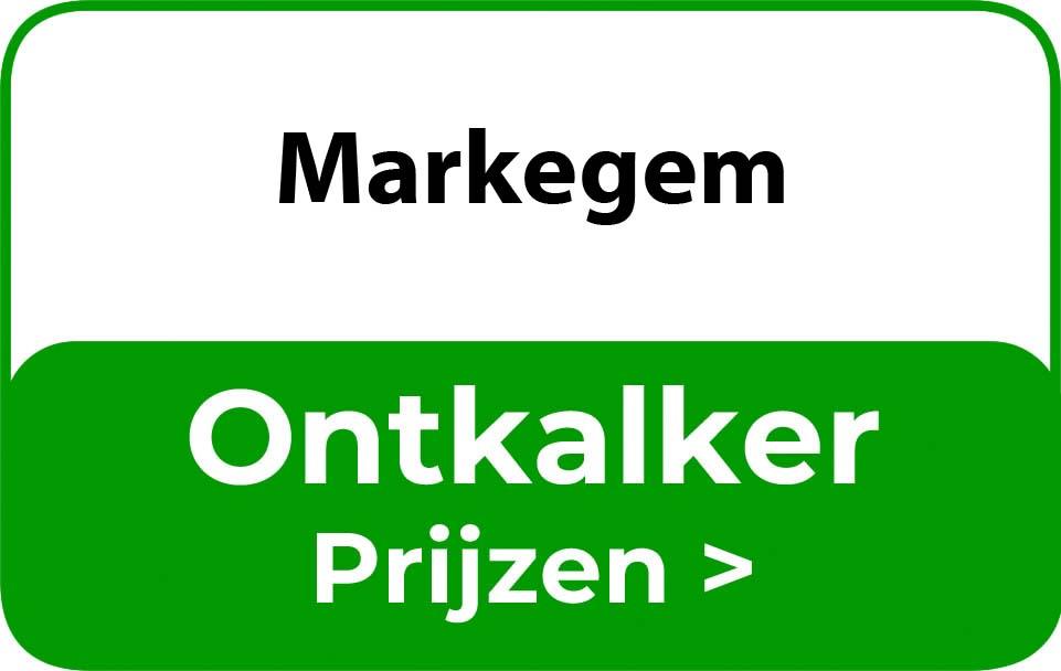 Ontkalker in de buurt van Markegem