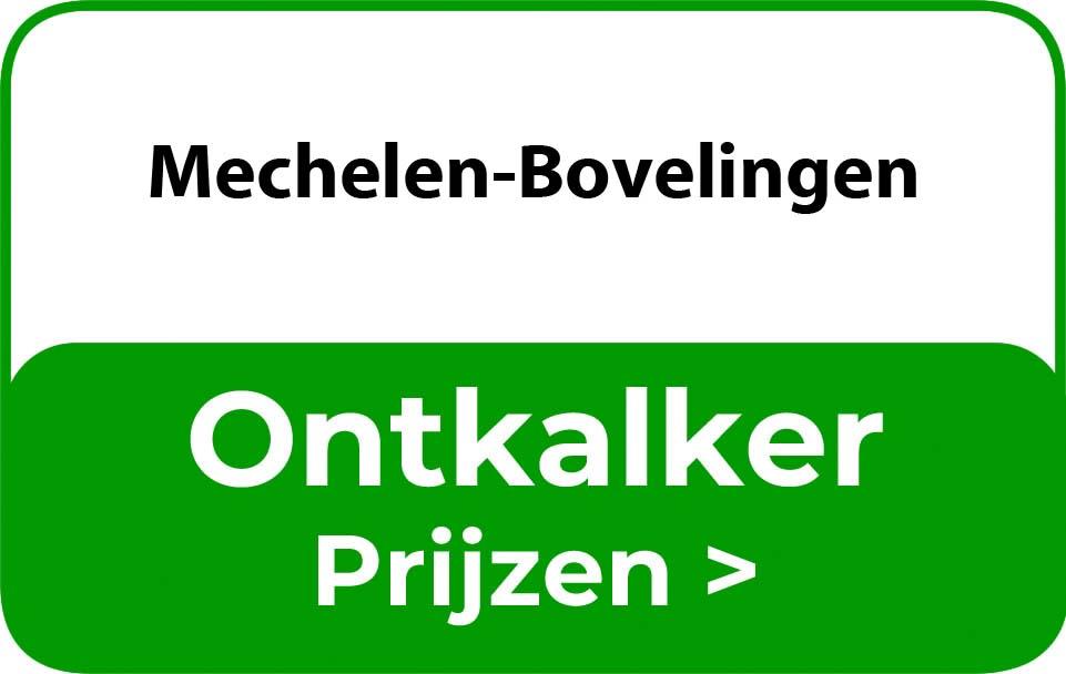 Ontkalker in de buurt van Mechelen-Bovelingen