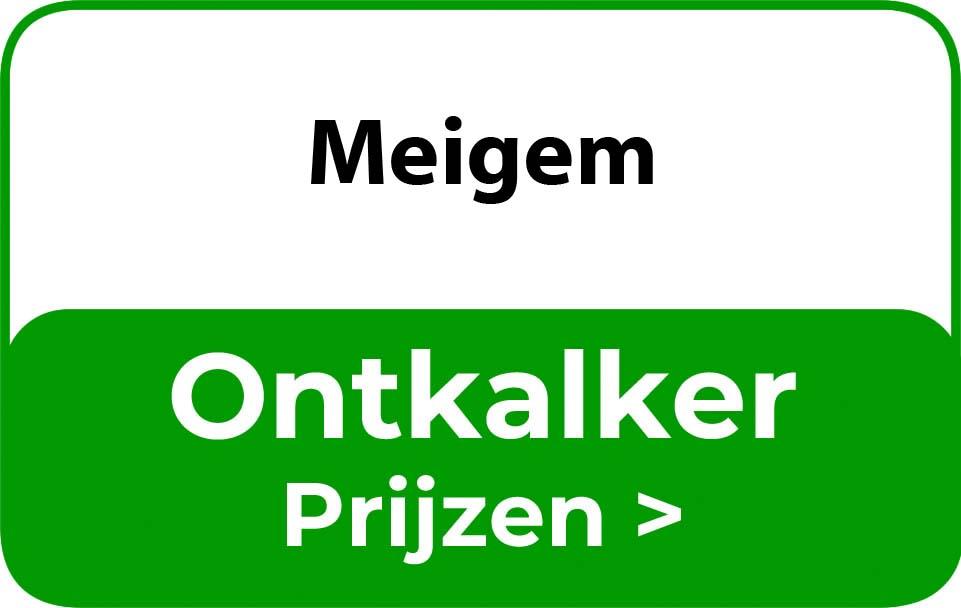 Ontkalker in de buurt van Meigem