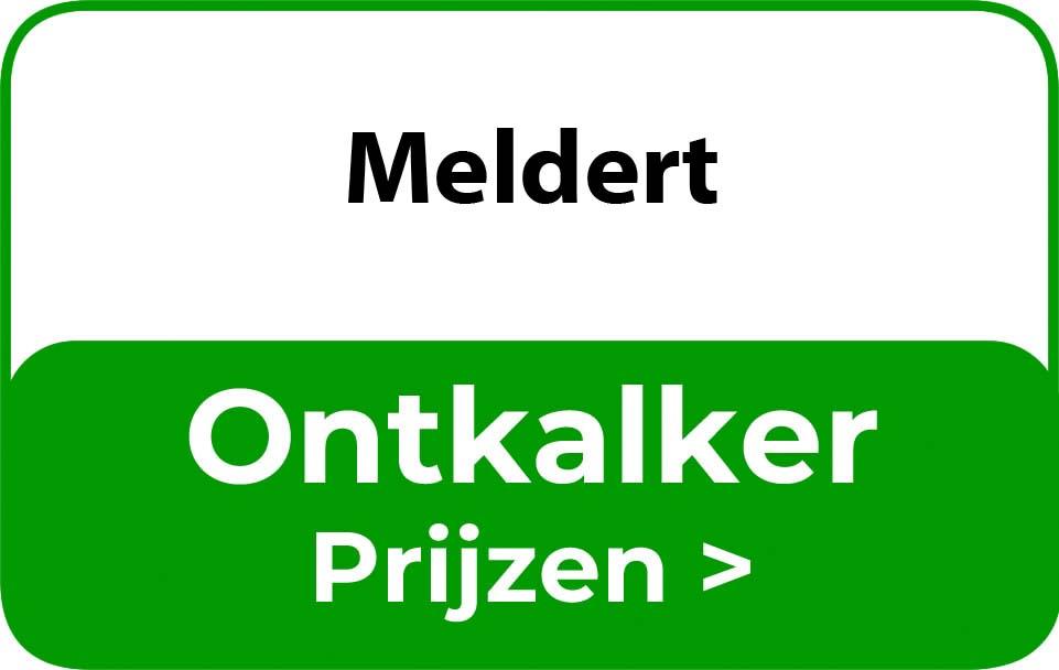 Ontkalker in de buurt van Meldert