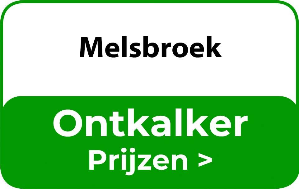 Ontkalker in de buurt van Melsbroek