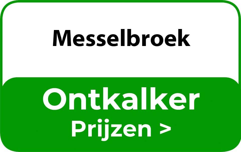 Ontkalker in de buurt van Messelbroek