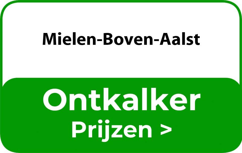Ontkalker in de buurt van Mielen-Boven-Aalst