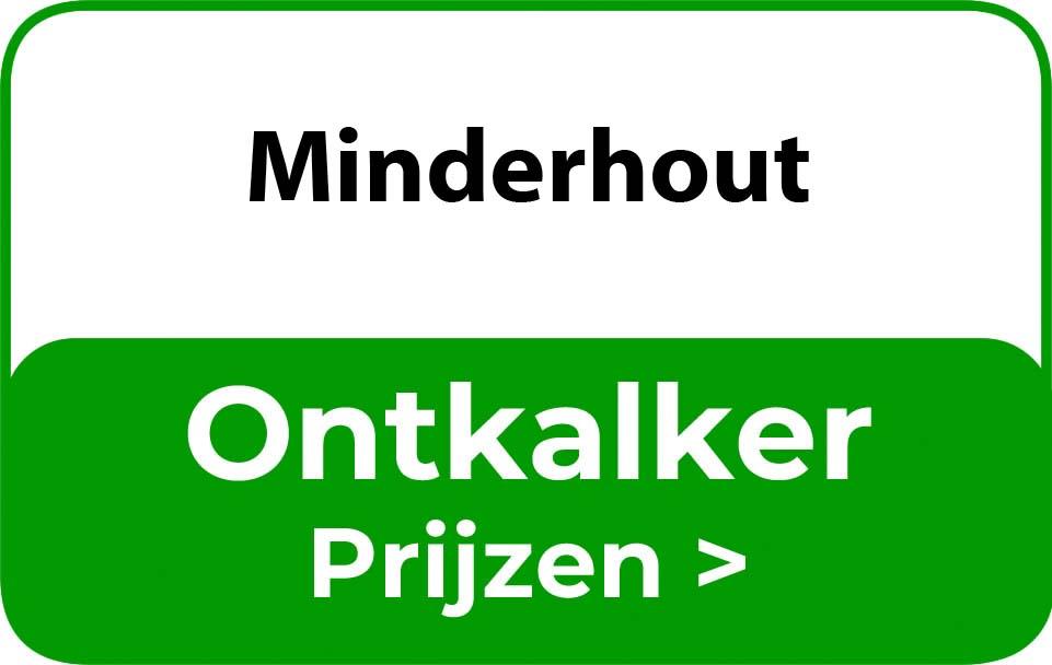 Ontkalker in de buurt van Minderhout