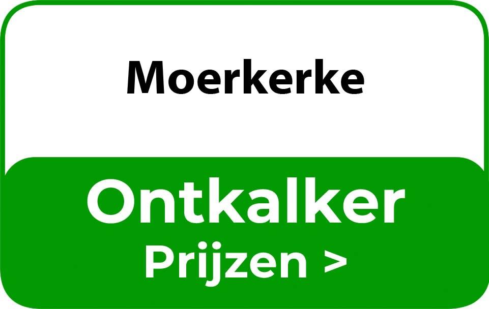 Ontkalker in de buurt van Moerkerke