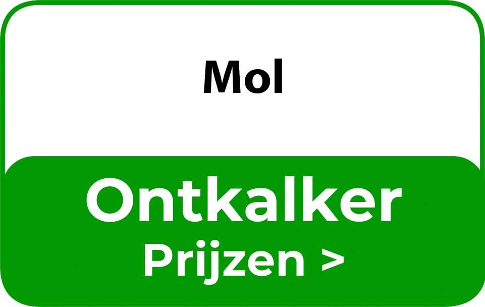Ontkalker in de buurt van Mol