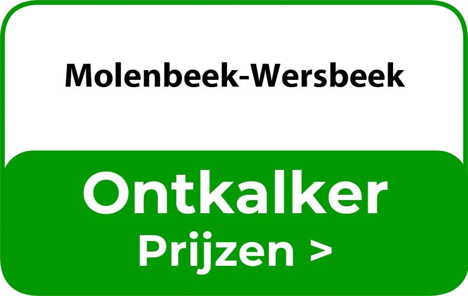 Ontkalker in de buurt van Molenbeek-Wersbeek