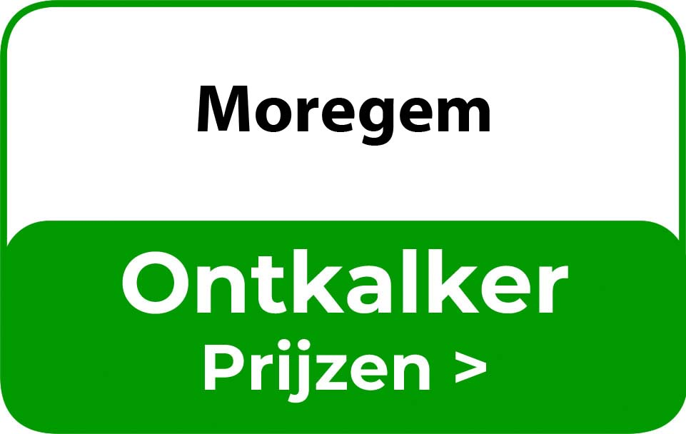 Ontkalker in de buurt van Moregem