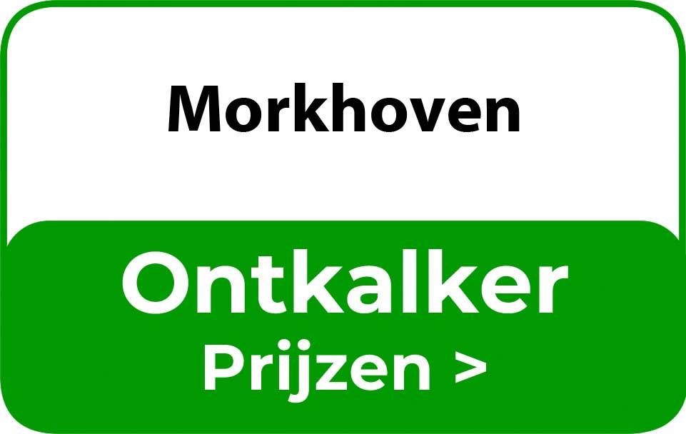 Ontkalker in de buurt van Morkhoven