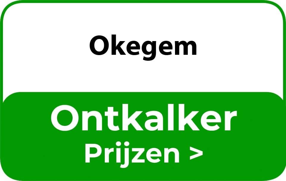 Ontkalker in de buurt van Okegem