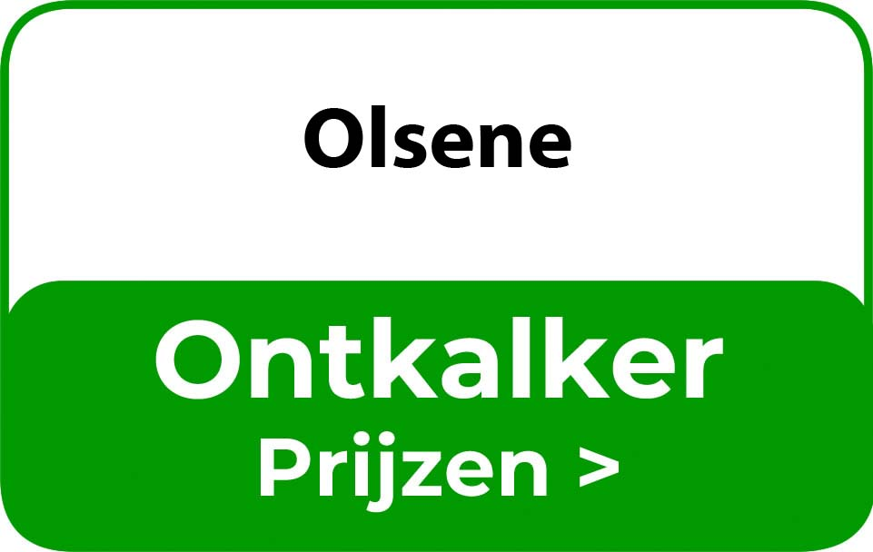 Ontkalker in de buurt van Olsene