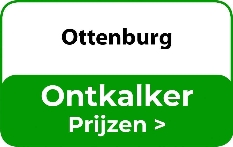 Ontkalker in de buurt van Ottenburg