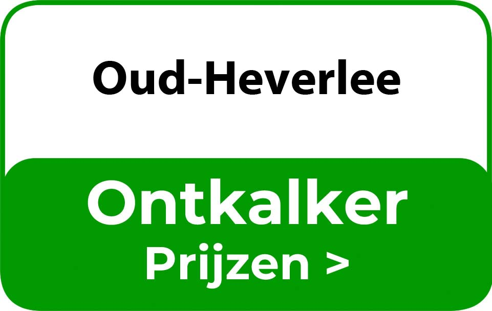 Ontkalker in de buurt van Oud-Heverlee