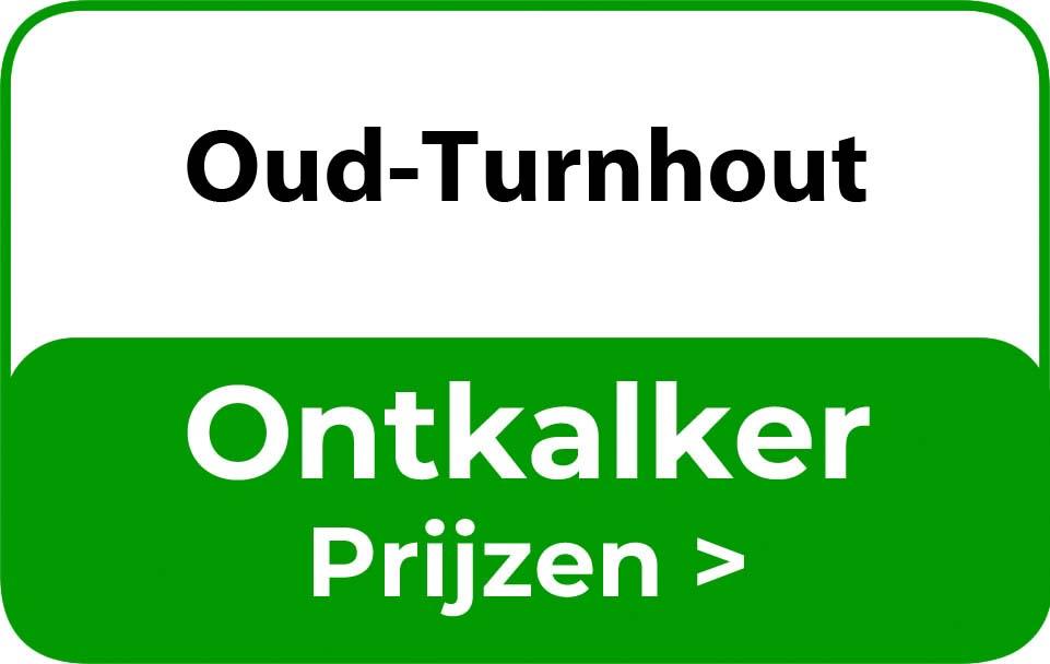 Ontkalker in de buurt van Oud-Turnhout