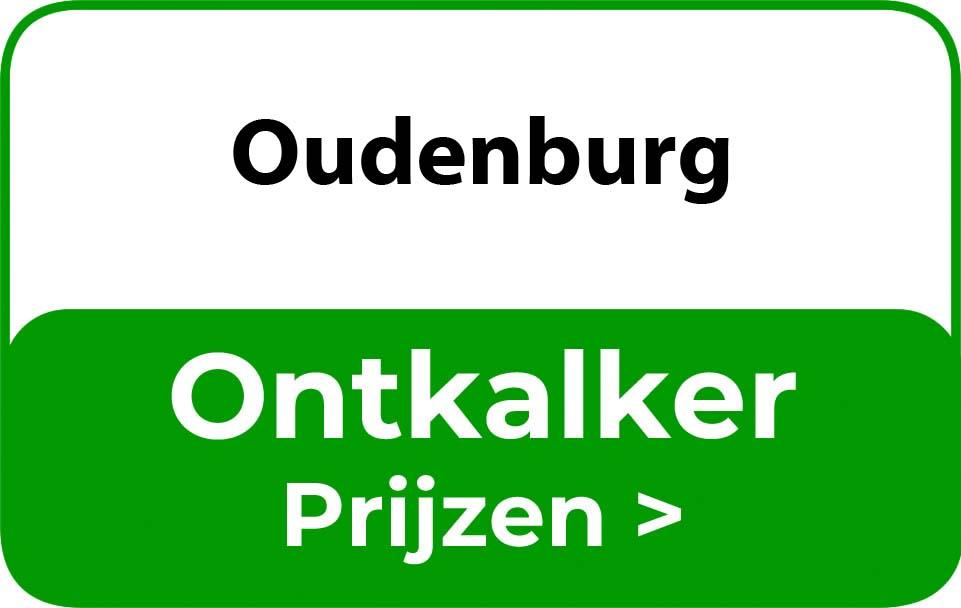 Ontkalker in de buurt van Oudenburg