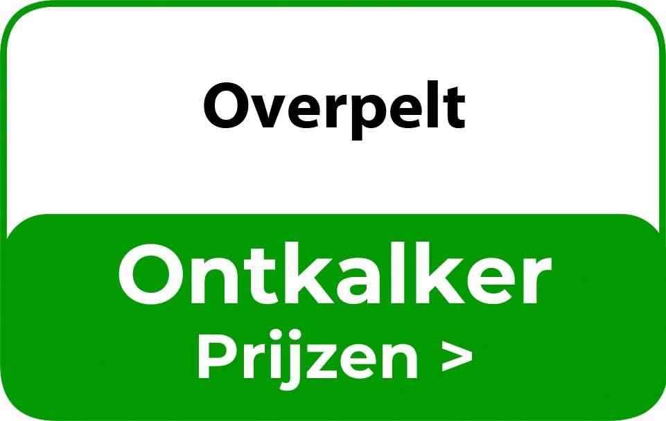Ontkalker in de buurt van Overpelt