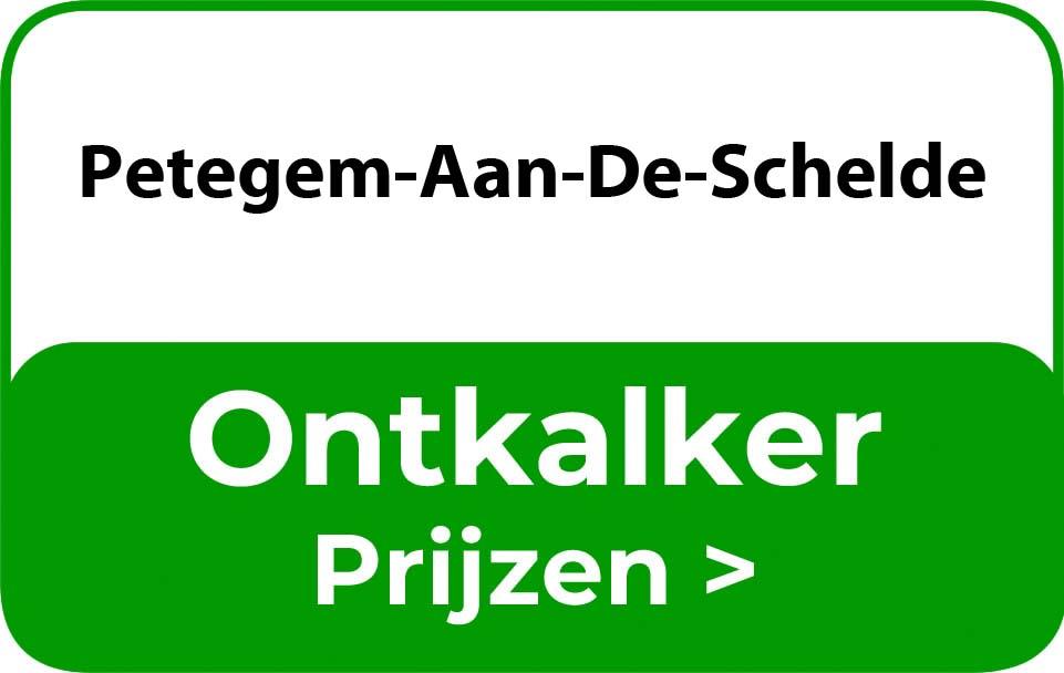 Ontkalker in de buurt van Petegem-Aan-De-Schelde