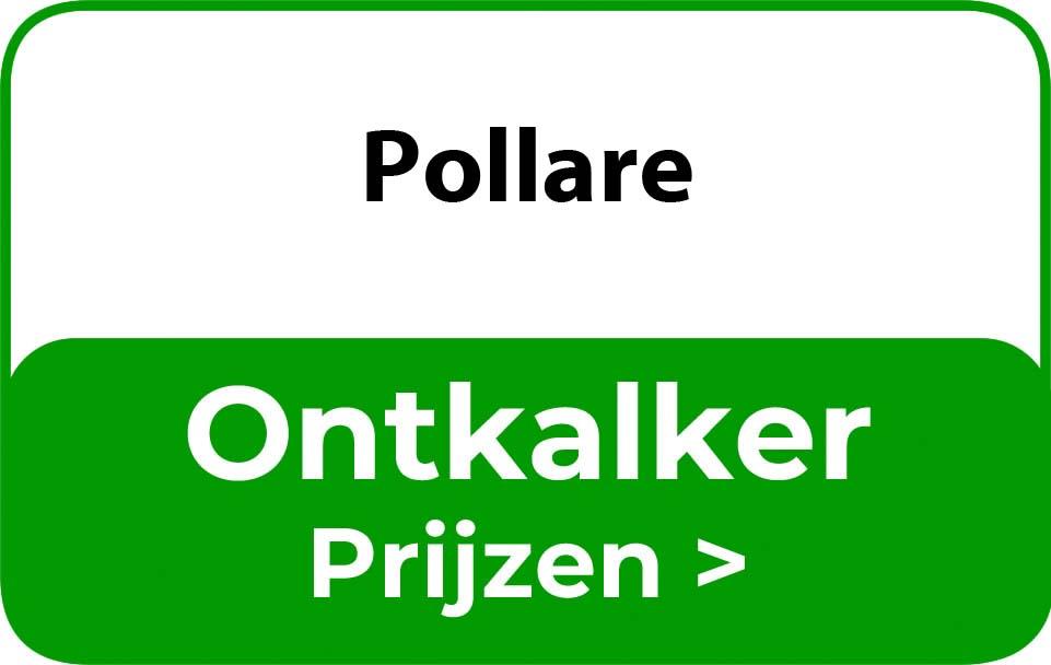 Ontkalker in de buurt van Pollare