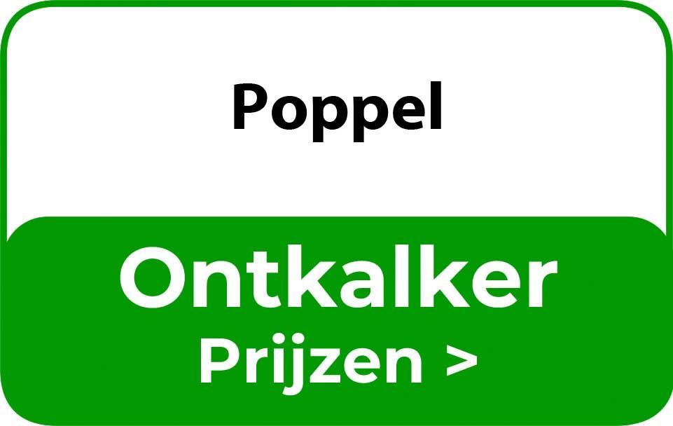 Ontkalker in de buurt van Poppel