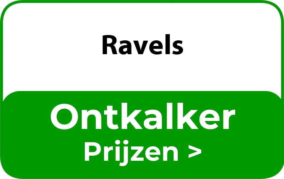Ontkalker in de buurt van Ravels
