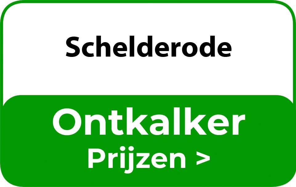 Ontkalker in de buurt van Schelderode