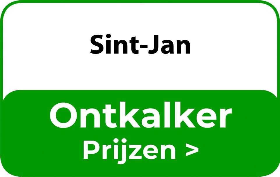 Ontkalker in de buurt van Sint-Jan