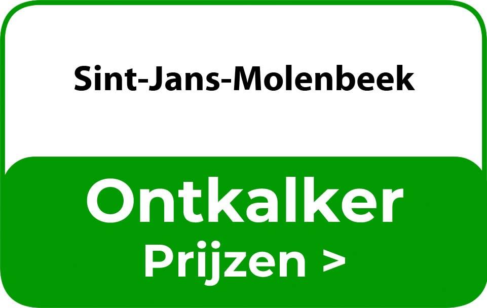 Ontkalker in de buurt van Sint-Jans-Molenbeek