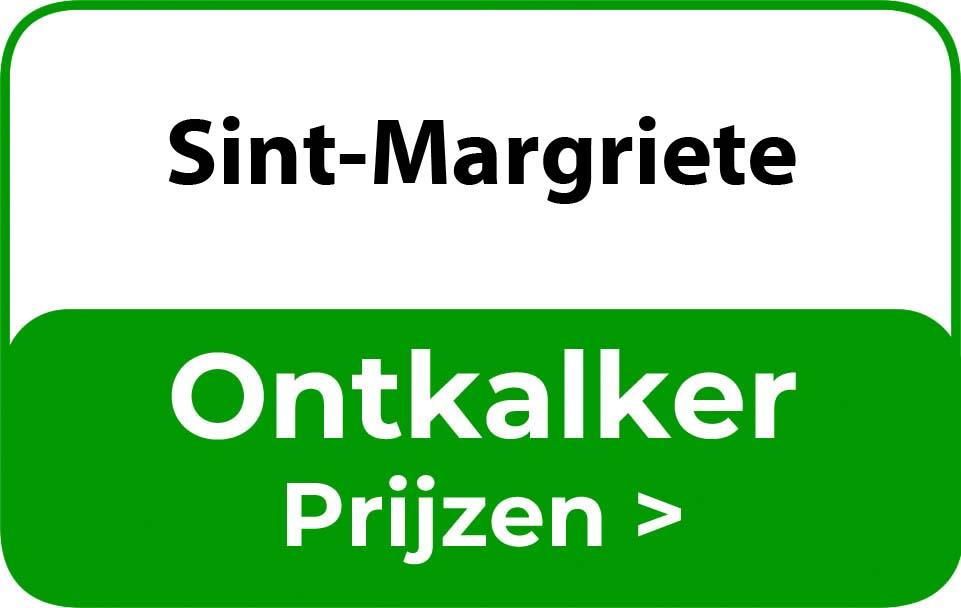 Ontkalker in de buurt van Sint-Margriete