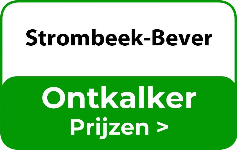 Ontkalker in de buurt van Strombeek-Bever