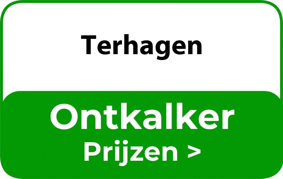 Ontkalker in de buurt van Terhagen