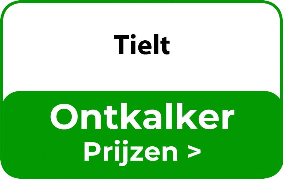 Ontkalker in de buurt van Tielt