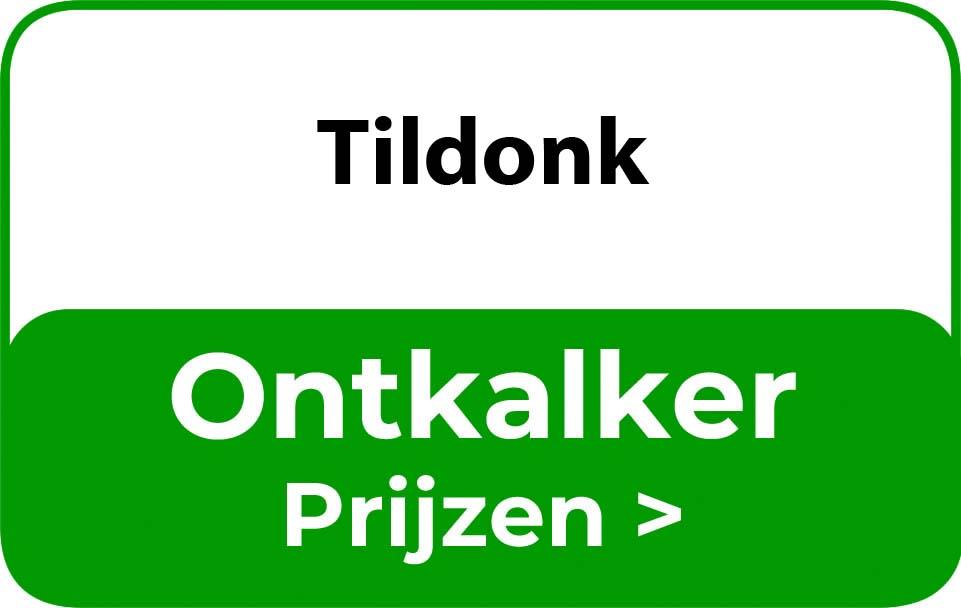 Ontkalker in de buurt van Tildonk