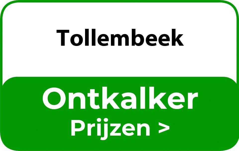 Ontkalker in de buurt van Tollembeek