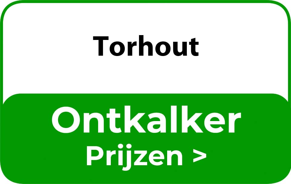 Ontkalker in de buurt van Torhout