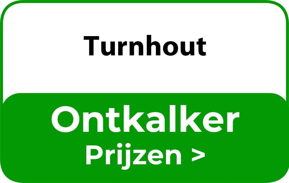 Ontkalker in de buurt van Turnhout