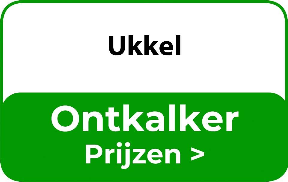 Ontkalker in de buurt van Ukkel
