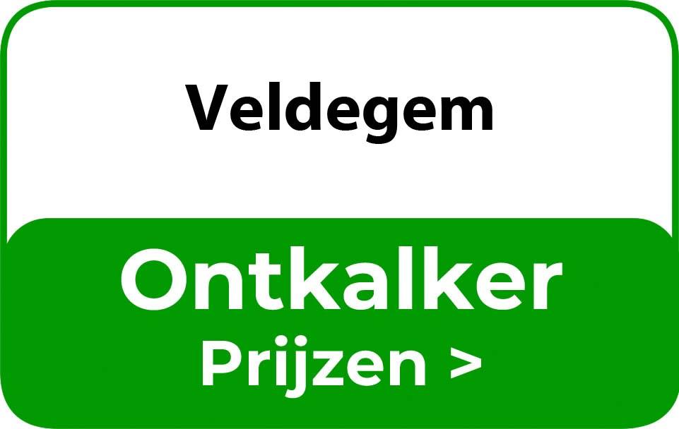 Ontkalker in de buurt van Veldegem
