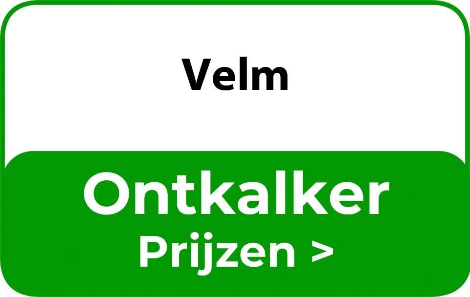 Ontkalker in de buurt van Velm