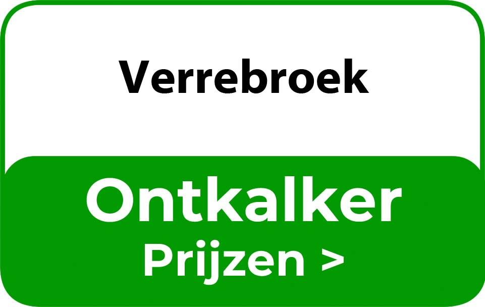 Ontkalker in de buurt van Verrebroek