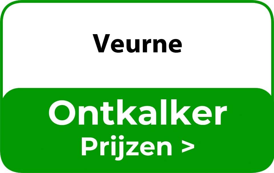 Ontkalker in de buurt van Veurne