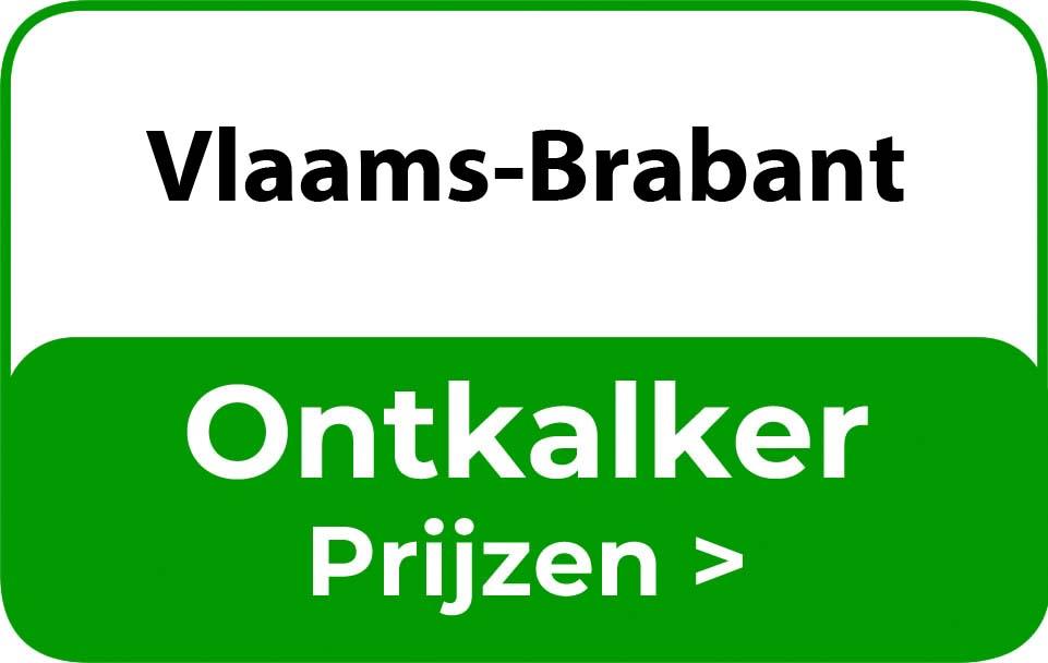 Ontkalker in de buurt van Vlaams-Brabant
