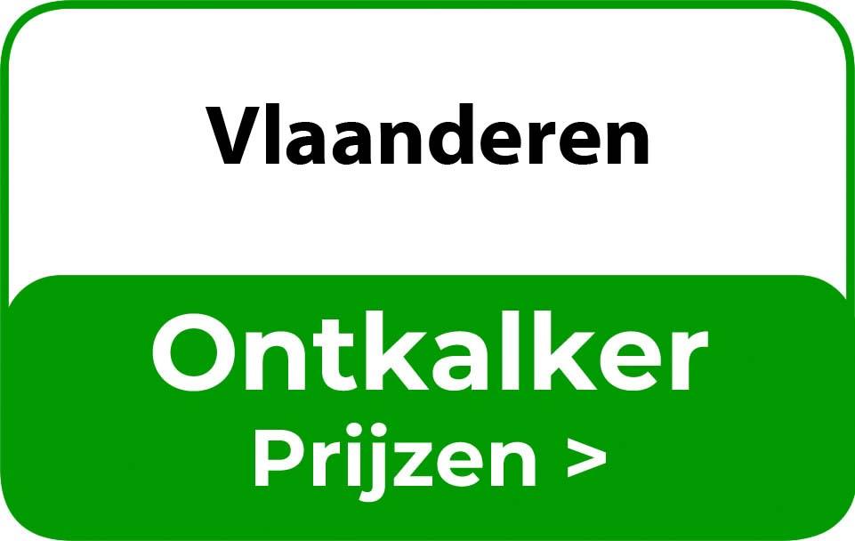 Ontkalker in de buurt van Vlaanderen