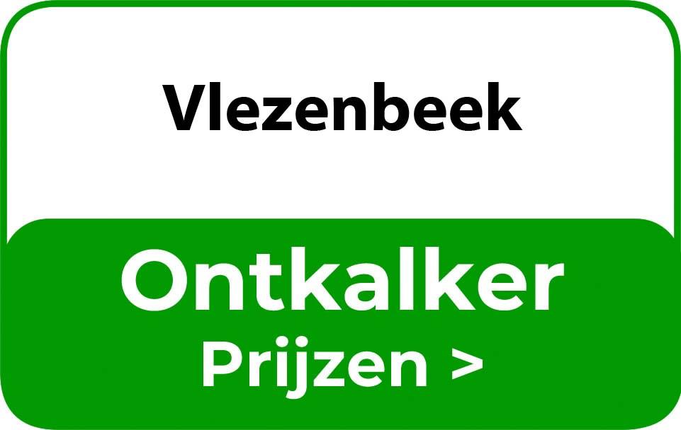Ontkalker in de buurt van Vlezenbeek