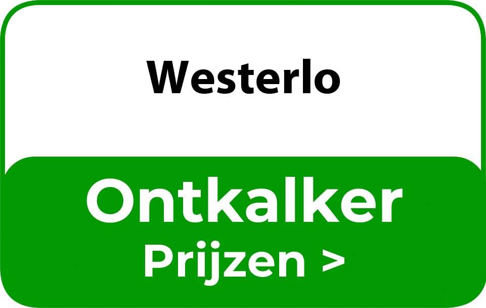 Ontkalker in de buurt van Westerlo