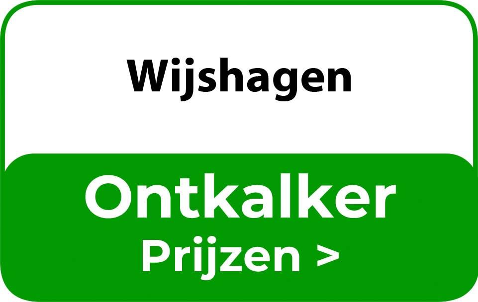 Ontkalker in de buurt van Wijshagen