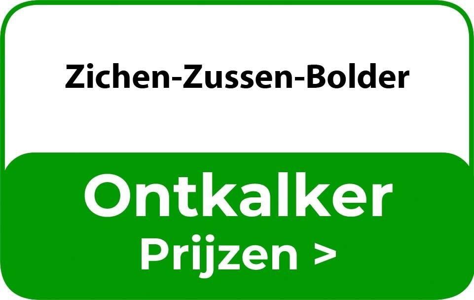Ontkalker in de buurt van Zichen-Zussen-Bolder