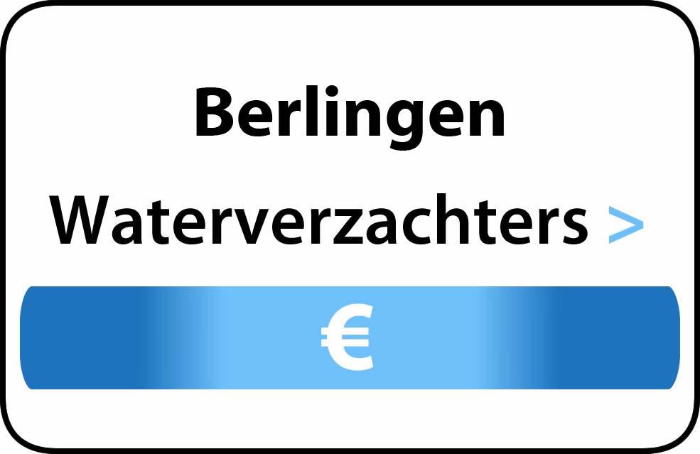 Waterverzachter in de buurt van Berlingen